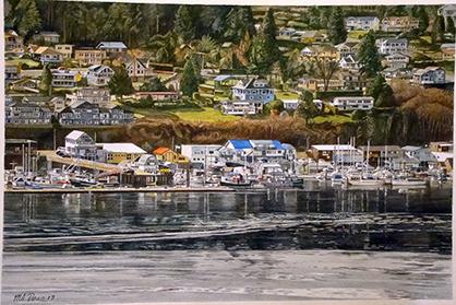 Cowichan Bay Village