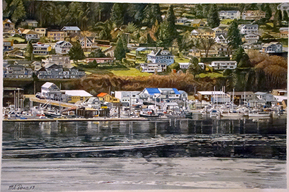 Cowichan Bay Village