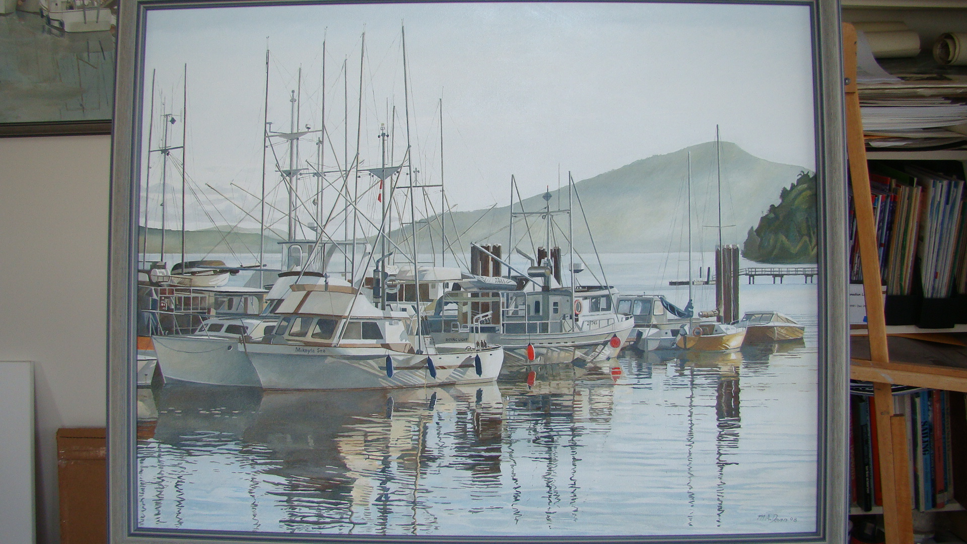 Crofton Docks