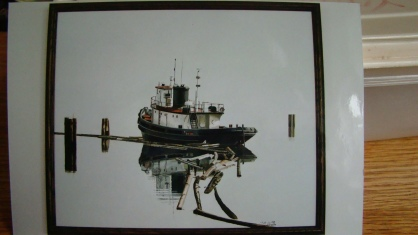 Tug at Ladysmith