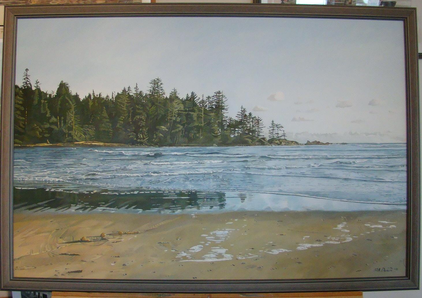 Beach at Raft Cove