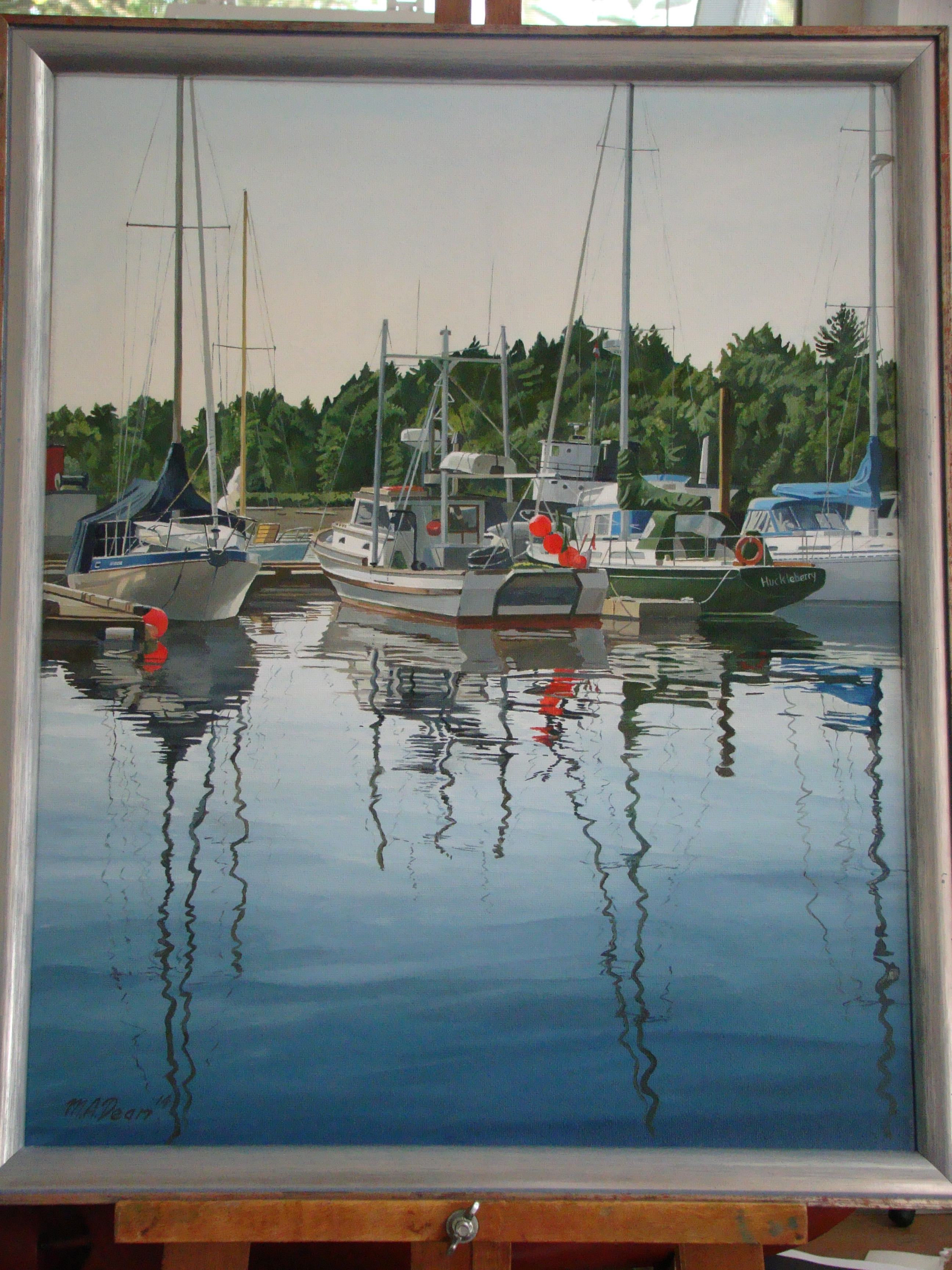 Ladysmith Maritime Society Dock