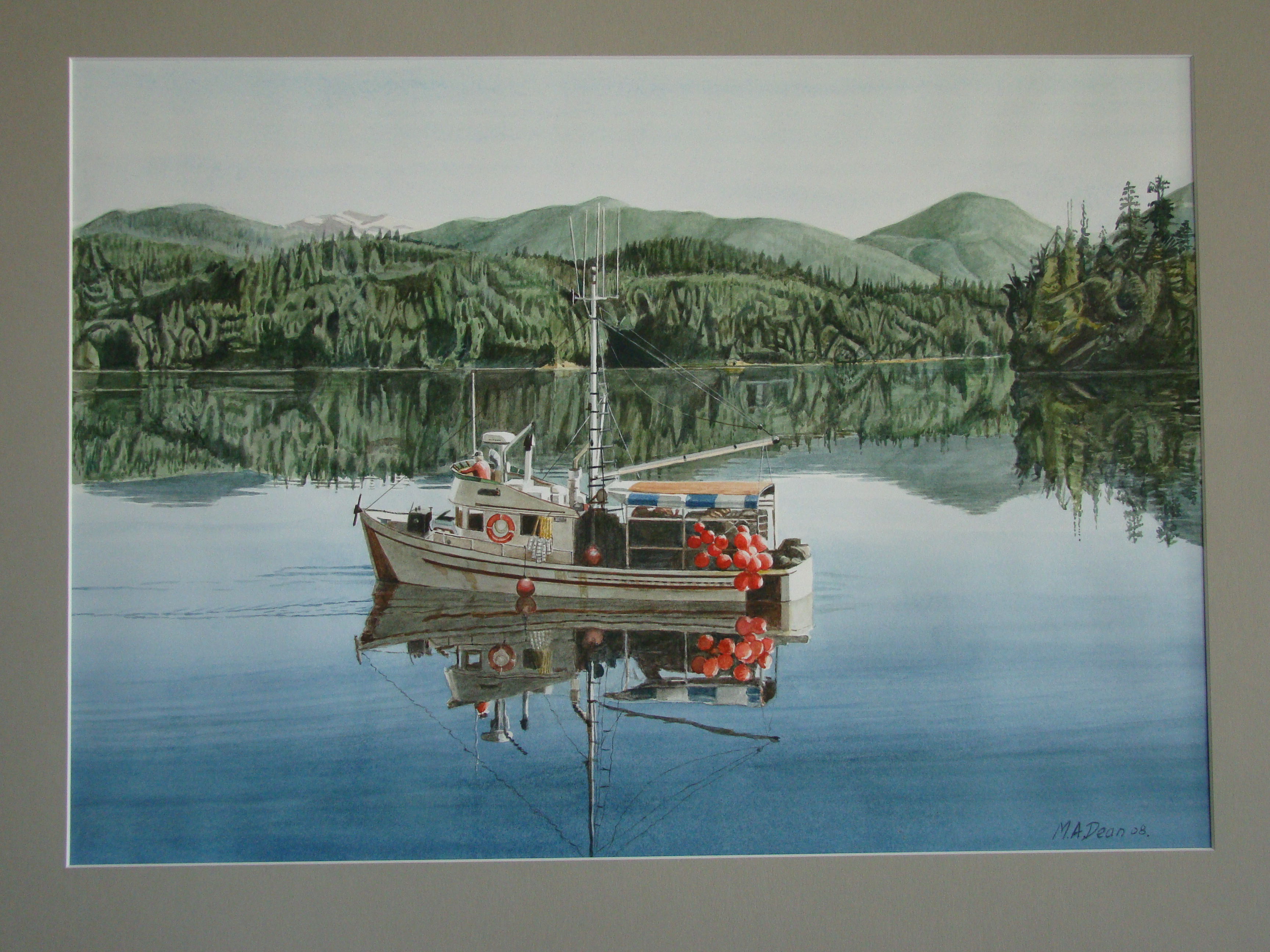 Prawn Boat