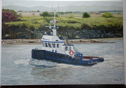 Tug Ocean Betty