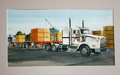 Pactow Kenworth