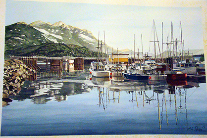 Kelsey Bay